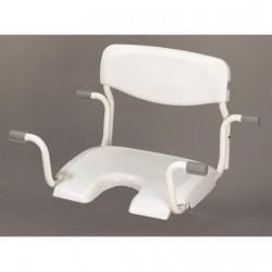 seggiolino con seduta sospesa per vasca da bagno alixe invacare