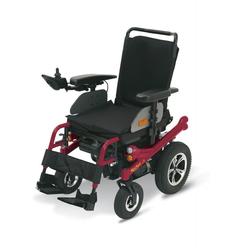 Rocket 3 Wimed carrozzina elettrica per disabili e anziani