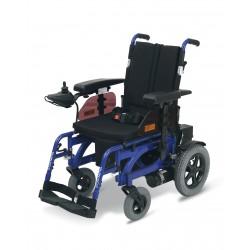 Carrozzina Elettrica Pieghevole OLYMPIA per anziani e disabili