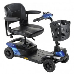 Scooter a 4 ruote Colibrì Invacare Batterie 18Ah