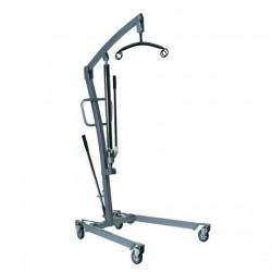 Sollevatore per anziani e disabili oleodinamico Atlante, portata 140 kg