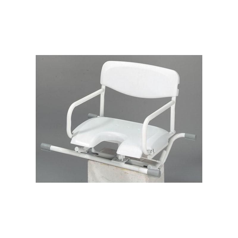 Sedile Per Vasca Con Seduta Girevole.Seggiolino Con Seduta Girevole Per Vasca Da Bagno Alize H300 Invacare