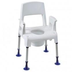 Aquatec Pico 3 in 1: sedia da doccia e WC