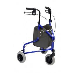 Deambulatore /Rollator ROLLY-DELTA a 3 ruote