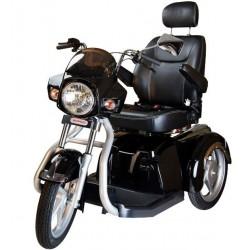 Scooter elettrico a 4 ruote, il massimo delle prestazioni, della sicurezza e comfort