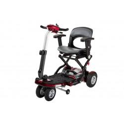 Scooter elettrico Foldable S19 Deluxe pieghevole colore rosso Wimed