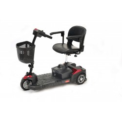 Scooter elettrico Andy colore rosso Wimed