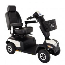 Scooter elettrico a 4 ruote sicuro e con grande autonomia